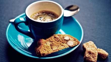kávé keksszel
